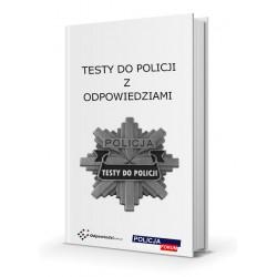 Test wiedzy ogólnej do Policji z odpowiedziami